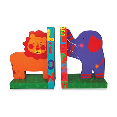 Tatutina™ Jungle Animals Bookends