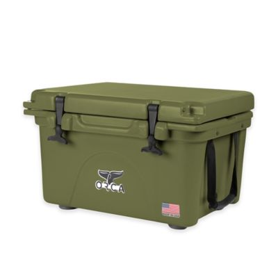 Orca 20 qt. Ice Retention Cooler in Green