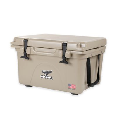 Orca 58 qt. Ice Retention Cooler in Tan