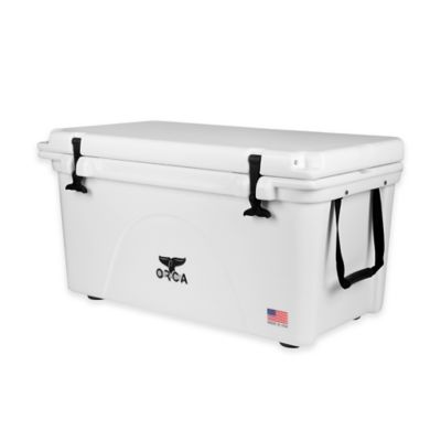 Orca 20 qt. Ice Retention Cooler in White