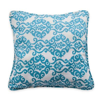 Fade Resistant Throw Pillow