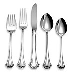 Reed & Barton®  English Chippendale Sterling Silver Flatware 5-Piece Place Setting