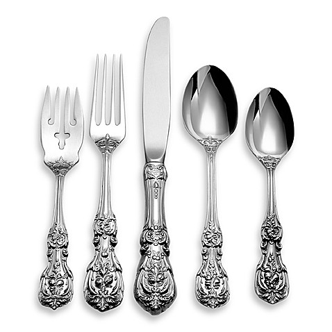 Reed & Barton®  Francis I Sterling Silver Flatware 5-Piece Place Setting