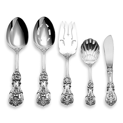 Reed & Barton®  Francis I Sterling Silver Flatware 5-Piece Hostess Set