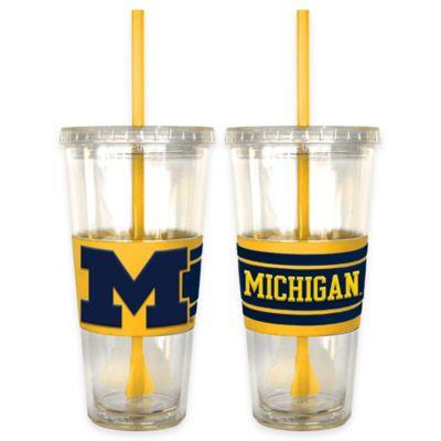 22-Ounce University of Michigan Tumbler Lid
