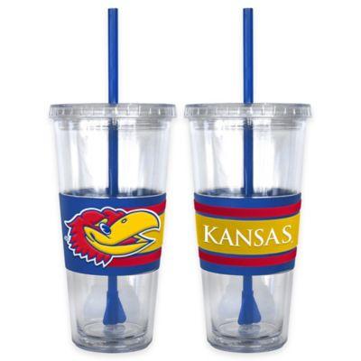 University of Kansas Tumbler Lid