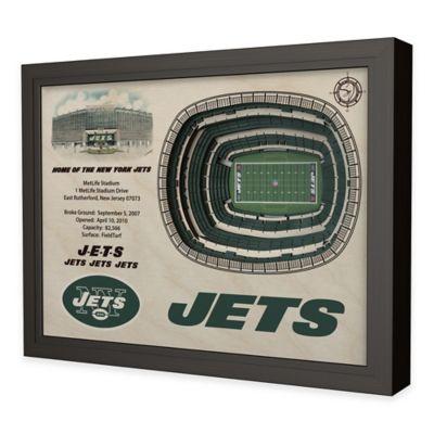 NFL New York Jets Stadium Views Wall Art