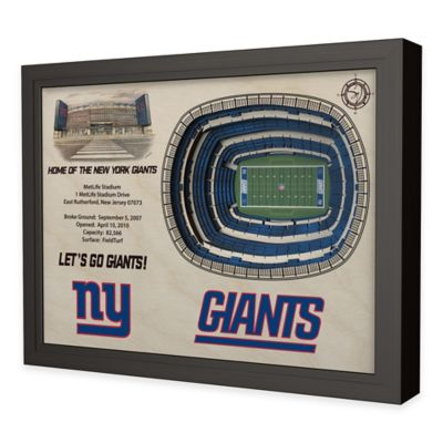 NFL New York Giants Stadium Views Wall Art