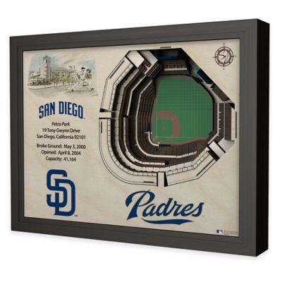 MLB San Diego Padres Stadium Views Wall Art