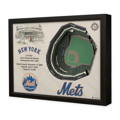 MLB New York Mets Stadium Views Wall Art