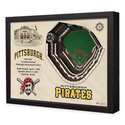 MLB Pittsburgh Pirates Stadium Views Wall Art