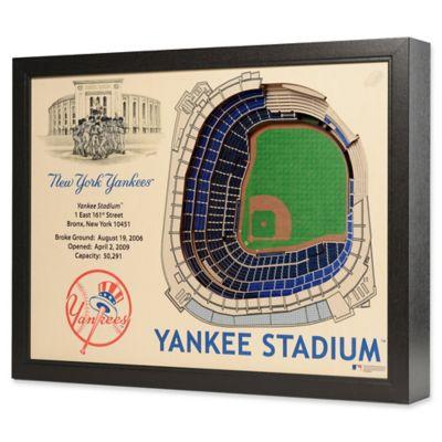 MLB New York Yankees Stadium Views Wall Art