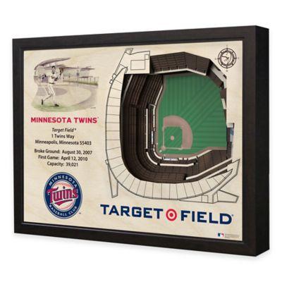 MLB Minnesota Twins Stadium Views Wall Art