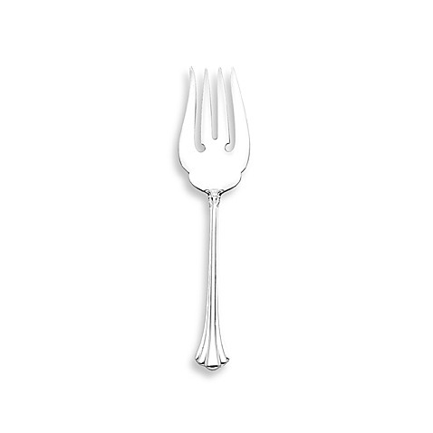 Reed & Barton®  18th Century Sterling Silver Flatware Cold Meat Fork