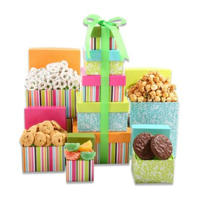 Alder Creek Springtime Ultimate Decadence Tower Gift Set