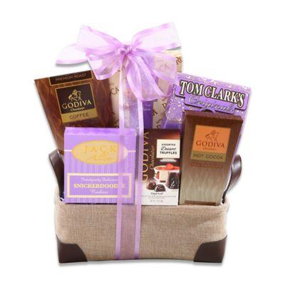 Alder Creek Springtime Godiva Gift Basket