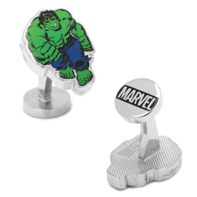 Marvel® Silver-Plated Hulk Super Heroes