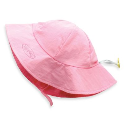 i play.® Toddler Sun Flap Hat in Light Pink