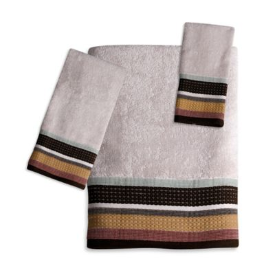 Jessen Stripe Bath Towel