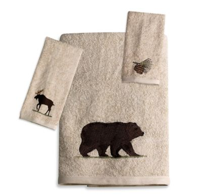 Timber Ridge Hand Towel