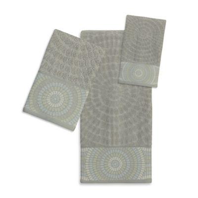 Capri Fingertip Towel