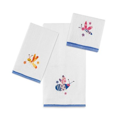 Cute as a Bug Hand Towel