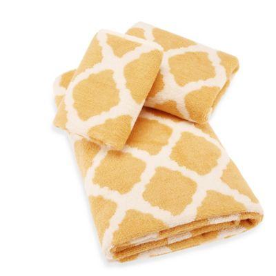Felis Fingertip Towel