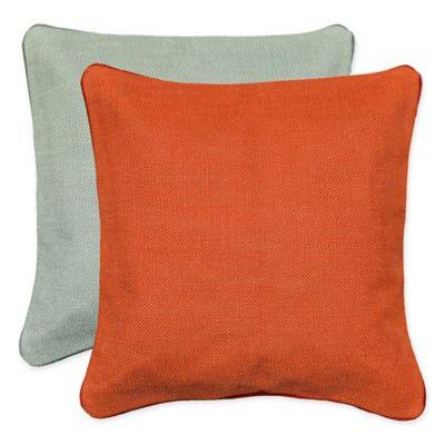 Dana 20-Inch x 20-Inch Throw Pillow in Blue