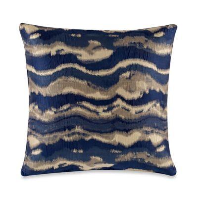 Glen Canyon 20-Inch x 20-Inch Throw Pillow in Cobalt