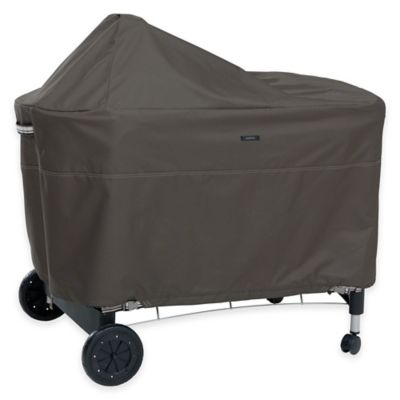 Classic Accessories® Ravenna Weber Performer Outdoor Grill Cover in Taupe