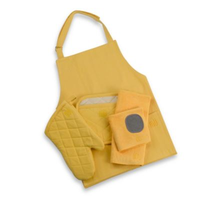 MU Kitchen™ Kitchen Towel in Yellow