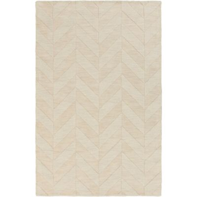Artistic Weavers Central Park Carrie 4-Foot x 6-Foot Area Rug in Ivory