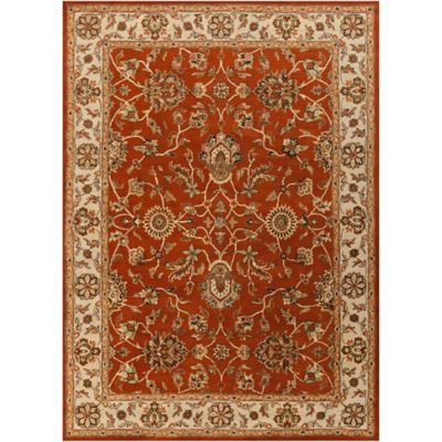 Artistic Weavers Middleton Charlotte 7-Foot 6-Inch x Rug in Red/Beige