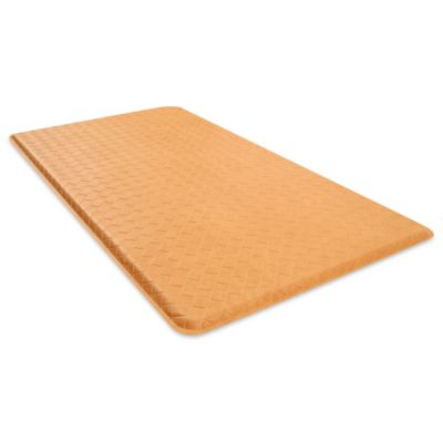GelPro® Basketweave Coquina Cushion Mat