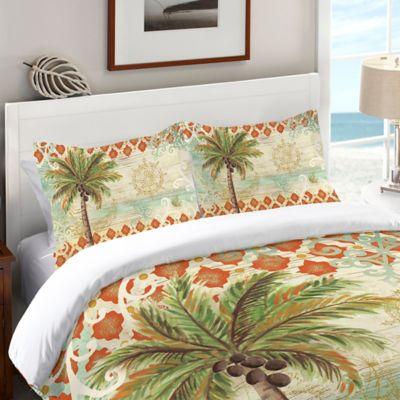Palm Standard Pillow Sham