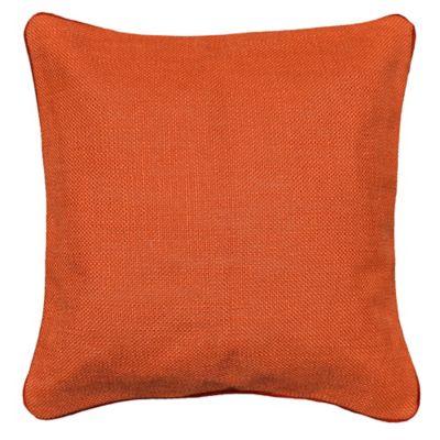 Dana 20-Inch x 20-Inch Throw Pillow in Rust