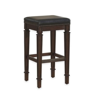 American Heritage Monaco Bar Height Stool in Navajo