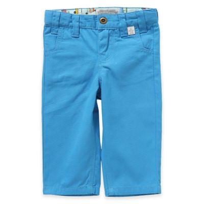 Rockin' Baby Newborn Chino Pant in Blue