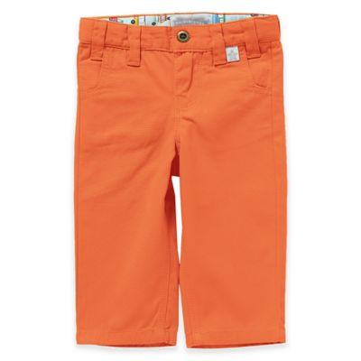 Orange Baby Clothing