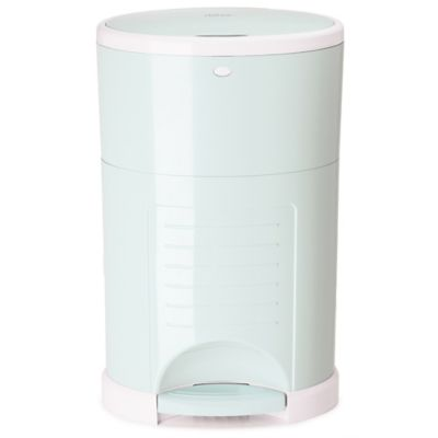 Diaper Dekor Kolor Plus Diaper Disposal Pail in Soft Mint