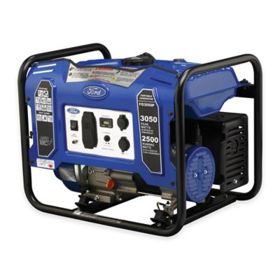 Ford M-Series 3050-Watt Gasoline Generator