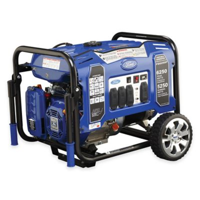 Ford M-Series 6250-Watt Gas Generator