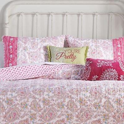 Jessica Simpson Noni Standard Pillow Sham