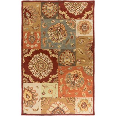 Artistic Weavers Middleton Emma 6-Foot Round Multicolor Area Rug