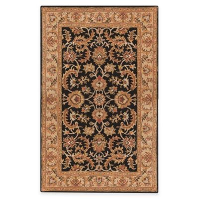 Artistic Weavers Middleton Virginia 5-Foot x 8-Foot Area Rug in Maroon/Black