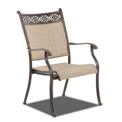 Klaussner Cayside Outdoor Dining Arm Chair (Set of 6)