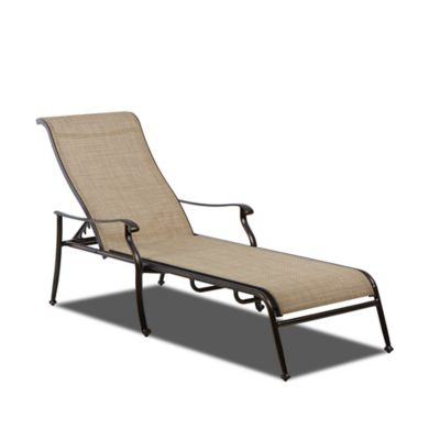 Klaussner Cayside Outdoor Chaise Lounge (Set of 2)