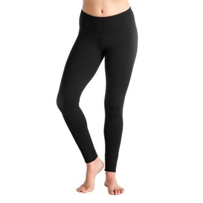 Avani Fitwear Extra Large Mid Rise Legging in Black