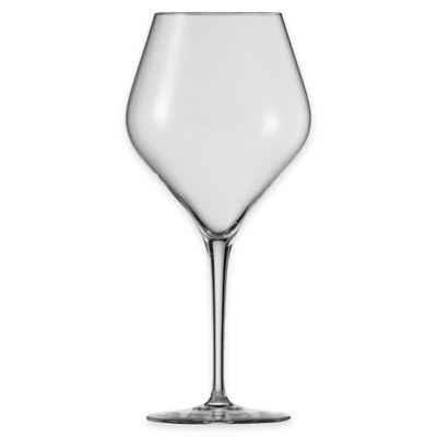 Schott Zwiesel Finesse Burgundy Glasses (Set of 6)