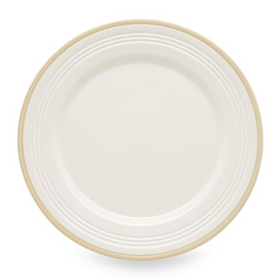 Tin Can Alley® Four Khaki 11-Inch Dinner Plate